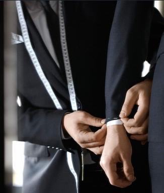 Forfait retouches sur costume