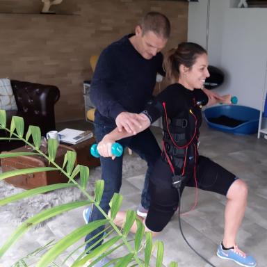 Renforcement Musculaire Miha-Bodytec