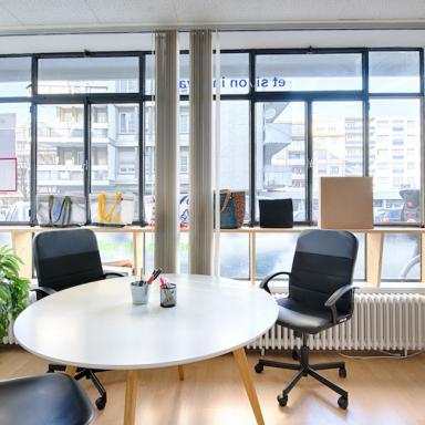 Un bureau privé pour travailler sereinement