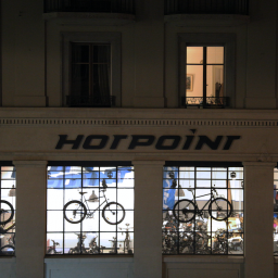 HOT POINT CYCLING